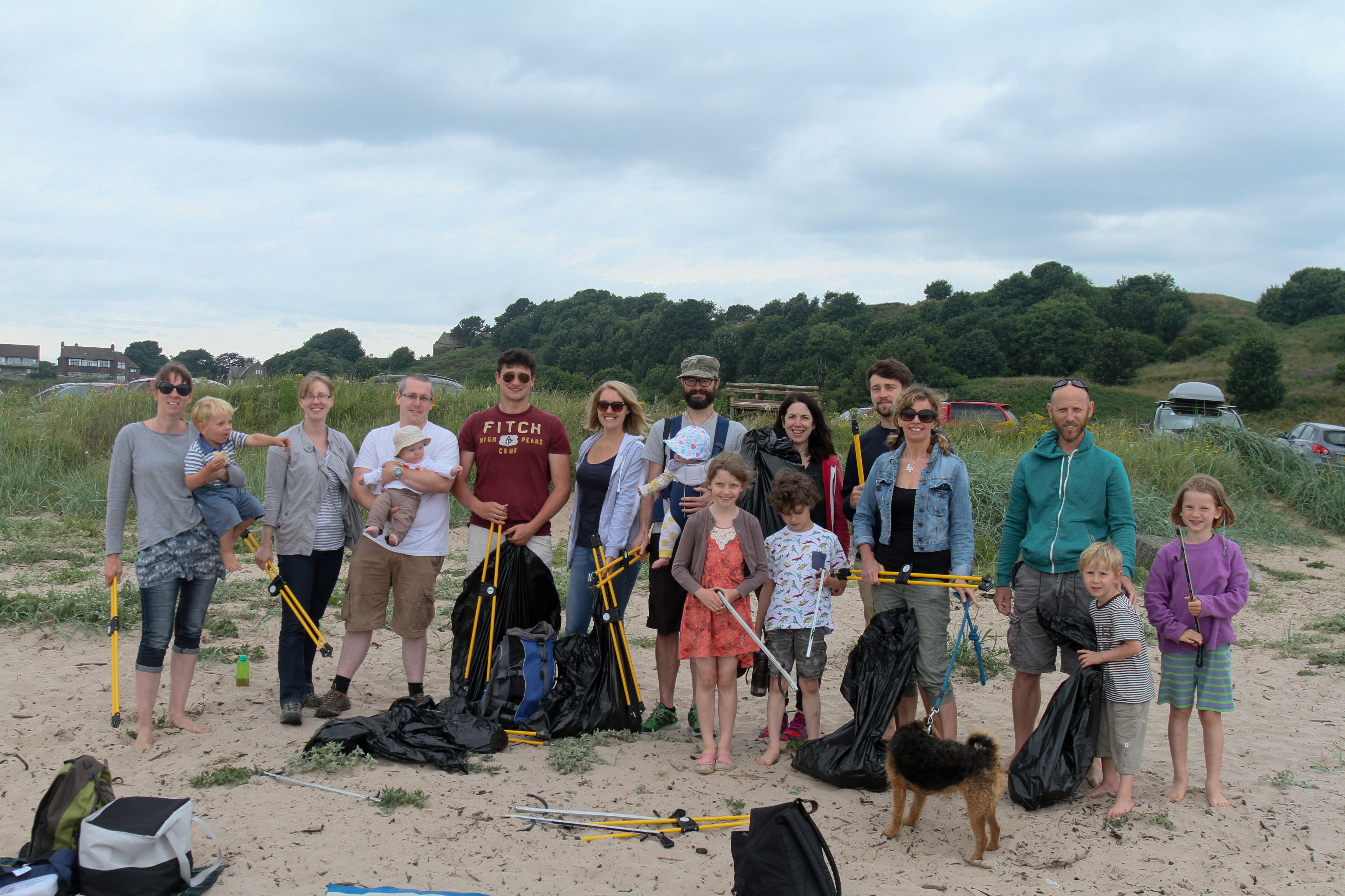 Volunteer surveyors wanted to count litter on beaches