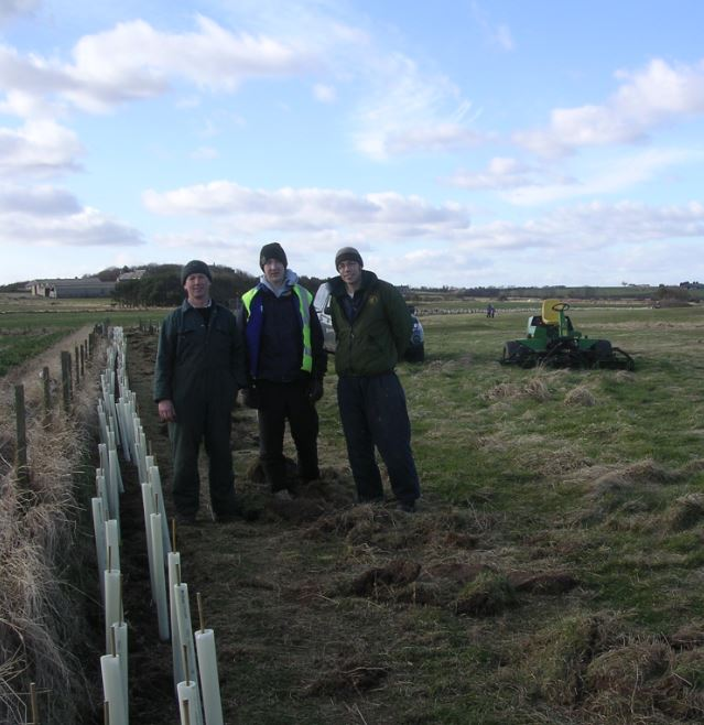 New Small Grant Scheme for the Northumberland Coast