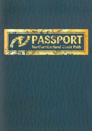 Northumberland Coast Path Passport