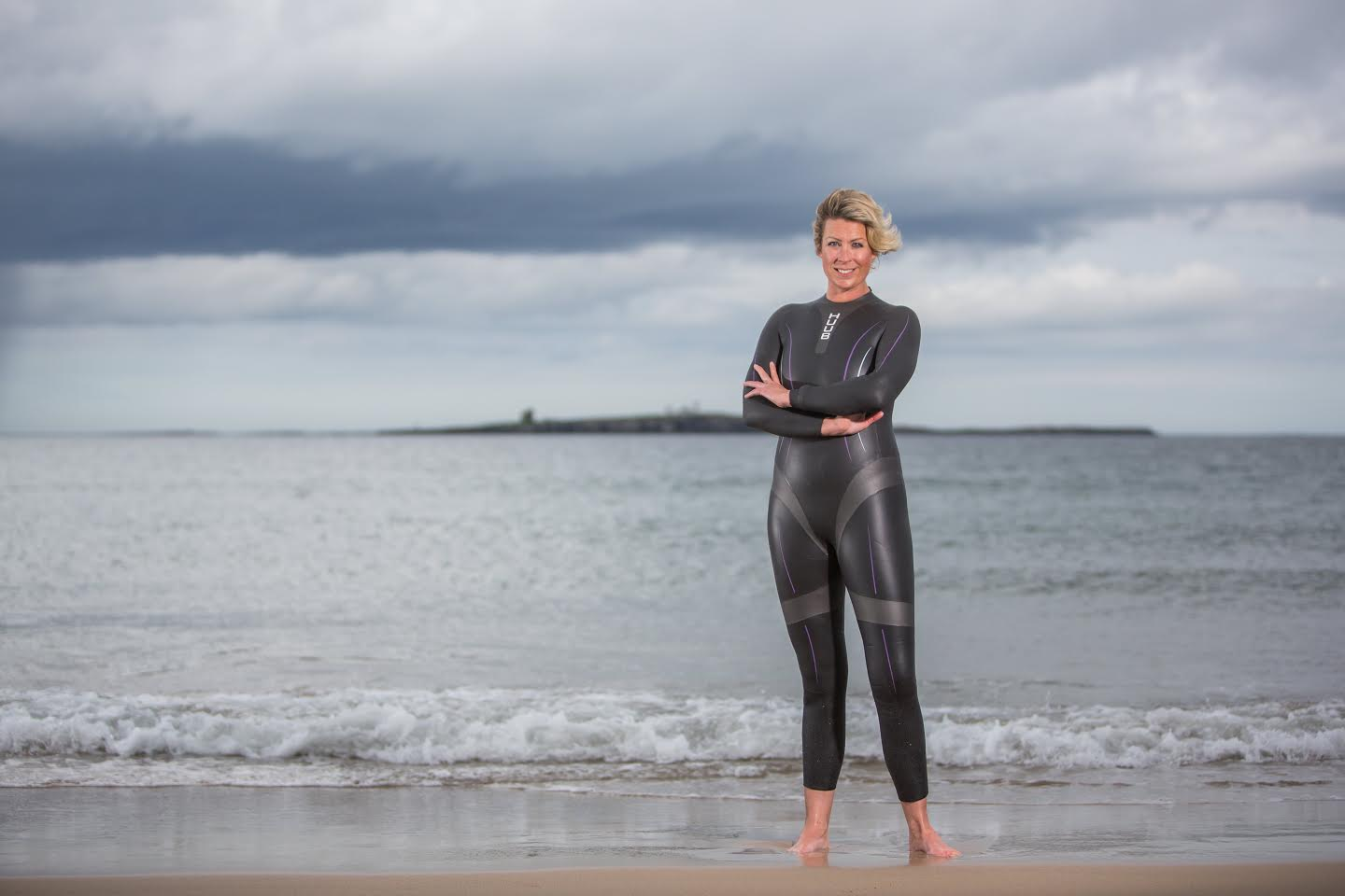 Claire's Farne Island Mermaid Swim