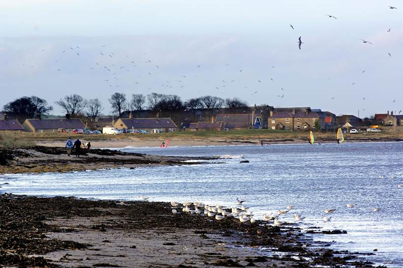 Boulmer and Howick