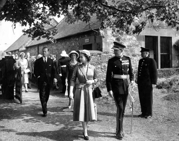 Remembering the Royal Visit to Holy Island